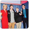 Deutscher Bürgerpreis 2012 - Verleihung - Bühnenhostess
