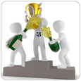 Arbeitnehmerüberlassung - Pokal
