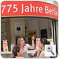 Promotionaktion - Visit Berlin
